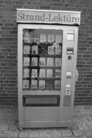 Lesestoffautomat