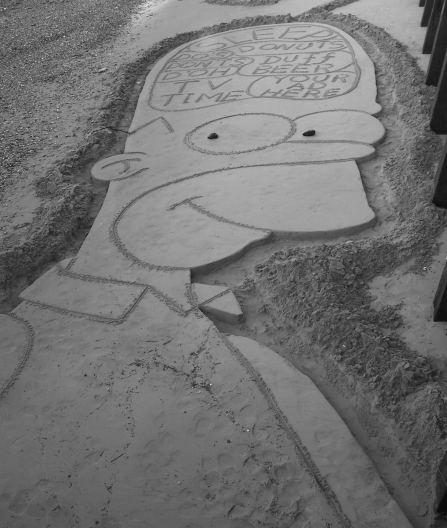 Homer-Sand